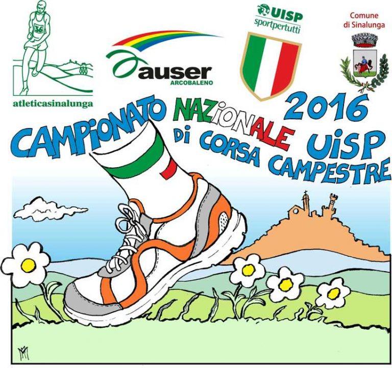 Sinalunga è pronta per ospitare la 62esima edizione del Campionato nazionale Uisp di corsa campestre