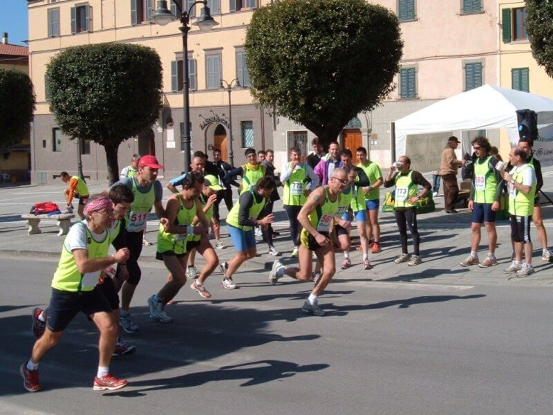 Staffetta Interna Sinalunga 14/03/2010