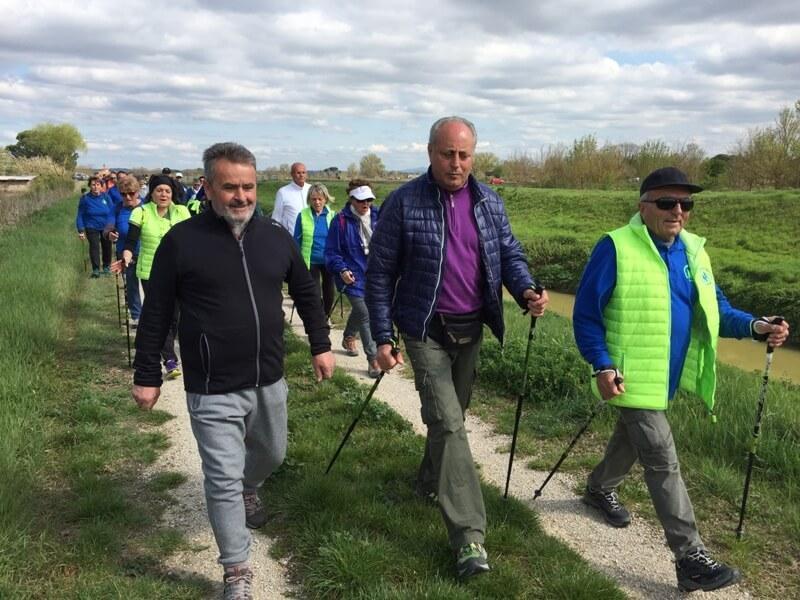 Sinalunga  Cammina 17 Maggio 2019