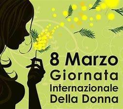 8 Marzo Giornata Internazionale Della Donna