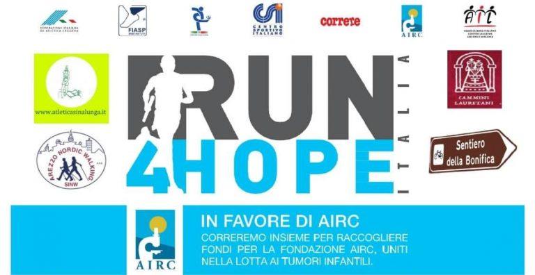 Run4Hope La Staffetta italiana della Solidarietà