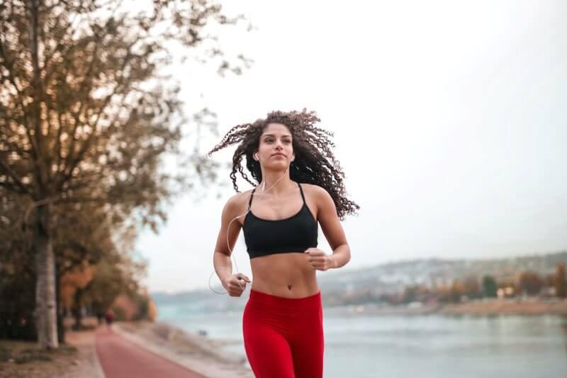 benefici della corsa, fisico
